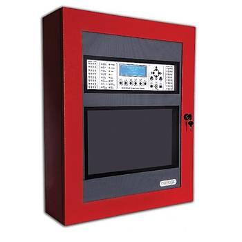 Mavili ML-1250.N Maxlogic Akýllý Adresli Yangýn Alarm Santralý, Çevrimsiz, Network