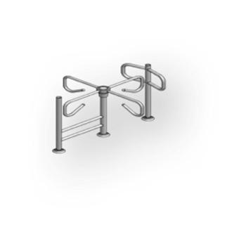 Azper A-MT4 Market Turnike Sistemi