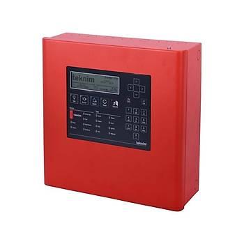Teknim TFP-1212R Analog Adresli Yangýn Alarm Paneli 2 Loop