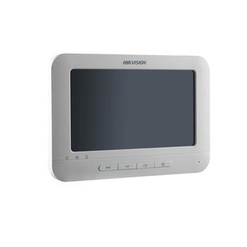 Hikvision DS-KH6310-W Ev Ýçi Ýp Görüntülü Diafon Ekraný