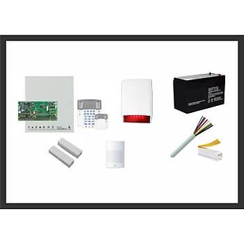 Paradox SP4000 Hýrsýz Alarm Güvenlik Sistemleri Seti