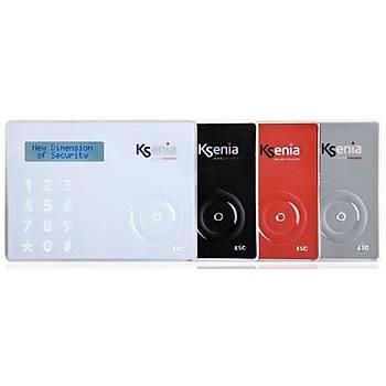 Ksenia KSI2100000.300 Ergo Keypad Çok Fonksiyonlu LCD Keypad