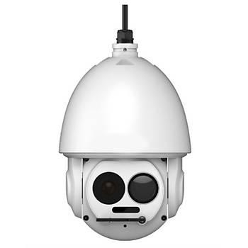 Dahua TPC-SD8421-TB50Z45 Termal IP Hybrid Speed Dome Kamera