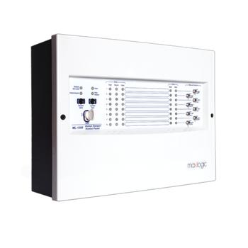 Mavili ML-1355 Maxlogic Akýllý Adresli Sistem 16'lý I/O Modüllü Duman Damperi Kontrol Paneli Toggle Switch Kartlý