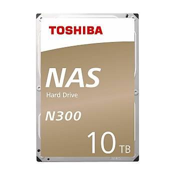 Toshiba HDWG11AUZSVA N300 Serisi 10TB NAS Diski