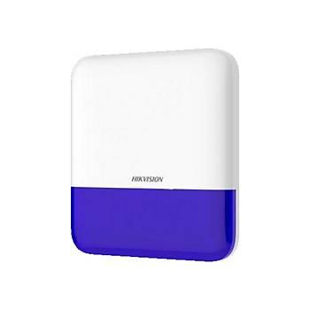 Hikvision DS-PS1-E-WE 868 MHz Kablosuz Dýþ Ortam Harici Siren