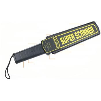 Süper Scanner GP-3003B1 EL Tipi Metal Arama Dedektörü