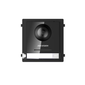 Hikvision DS-KD8003-IME2 Görüntülü Ýnterkom Kapý Ýstasyonu (ÝKÝ TELLÝ MODÜL)