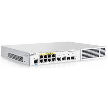 Ruijie XS-S1960-10GT2SFP-P-H 10 Port Gigabit 2 SFP Yönetilen Veri Baðlantýlý Poe Switch