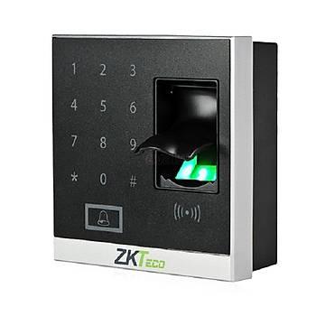 ZkTeco X8s-ID Parmak Ýzi, Kart ve Þifre Baðýmsýz Eriþim Kontrol Cihazý