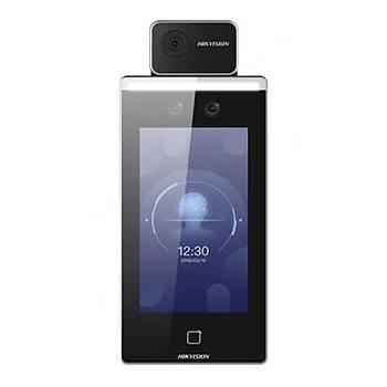 Hikvision DS-K1TA70MI-T Isý Ölçer Sensörlü Yüz Tanýma ve Mifare Kart Okuyucu Terminal (Access ve PDKS kullanýmýna uygun)
