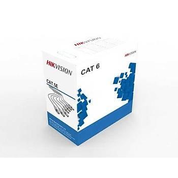 Hikvision DS-1LN6-UE-W CAT6 Network Kablolarý