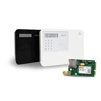 Ksenia KSI1413096.311 Lares4.0 - 96 WLS GSM Keypad Alarm Panel Kartý