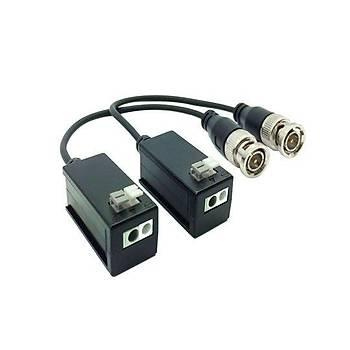 Dahua PFM800-4MP 1 Kanal Pasif HDCVI Video Balun