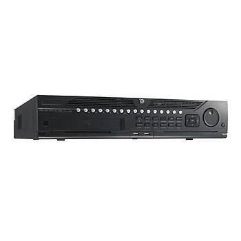 Hikvision DS-9664NI-I8 4K 64 Kanal NVR Kamera Kayýt Cihazý