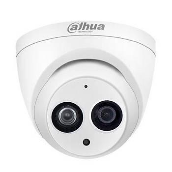 Dahua HAC-HDW1200EM-A-0280B-DIP 2 Megapiksel 1080P Waterproof IR Dome HD-CVI Kamera - sesli