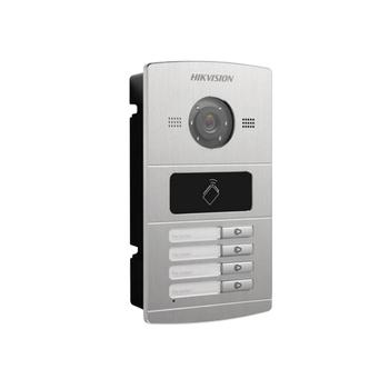 Hikvision DS-KV8402-IM Villa Tipi ÝP ÝNTERKOM VÝDEO Kameralý Görüntülü Diafon Kapý Zil Paneli