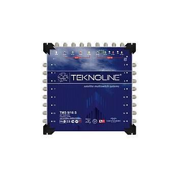 Teknoline TMS 9/16 Sonlu Multiswitch Uydu Santrall
