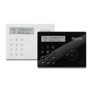 Ksenia KSI2100022.312 WLS Ergo Keypad Çok Fonksiyonlu LCD Keypad