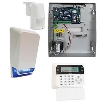 Teknim TSP-5324LCD GSM/GPRS'LÝ SET (AKÜ HARÝÇ)