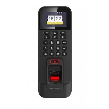 Hikvision DS-K1T804AMF M1 Kart ve Parmak Ýzi Personel Takip Sistemi