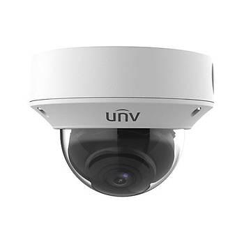 Uniview IPC3234SS-DZK 4 MP IR Motorize Dome IP Kamera