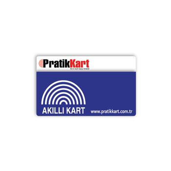 Pratik Plus PT-002 Akýllý Kart