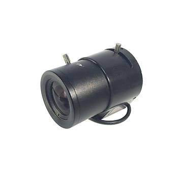 Dahua M123VD4510IR 4.5~10mm 10 Megapiksel 4K Lens