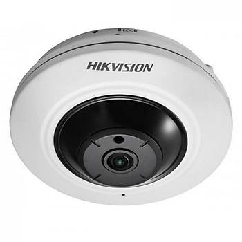Hikvision DS-2CD2955FWD-IS 5Mp Fisheye Panoramik ÝP Kamera
