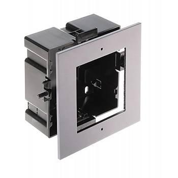 Hikvision DS-KD-ACF1/PLASTÝC Tek Modül Sýva Altý Montaj Aparatý