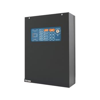 Teknim TFP-802 Konvansiyonel 2 Bölgeli Yangýn Alarm Paneli