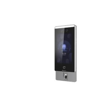 Hikvision DS-K1T671TMFW (M1 Kart, Parmak Ýzi Terminali, Wi-Fi) Yüz Tanýma Terminal