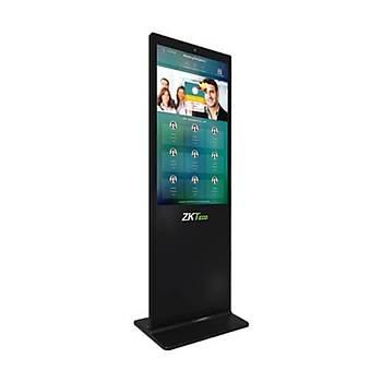 ZKTeco FaceKiosk V32 Çoklu Yüz Tanýma Özellikli Kiosk Cihazý