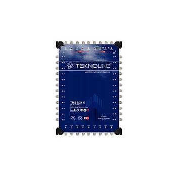 Teknoline TMS 9/24 Kaskatlý Multiswitch Uydu Santrall