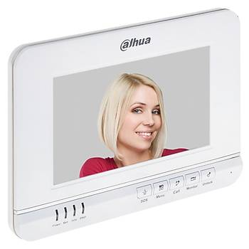 Dahua VTH1520A 7'' TFT LCD Dokunmatik Ekran IP Monitör