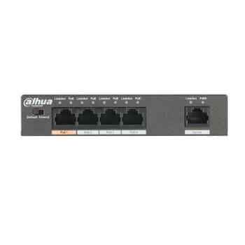 Dahua PFS3005-4ET-60 4 Kanal PoE Switch