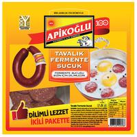 Dilimli Tavalýk Sucuk (200 Gr.) - (FERMENTE)