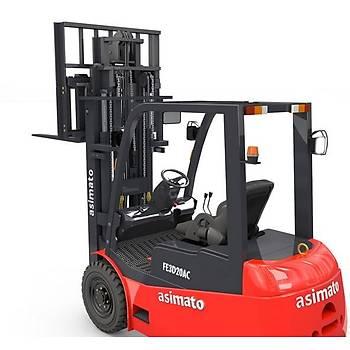 2 Ton 4,8 Metre Akülü Forklift FE3D20N AC 4800