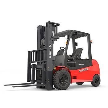 3,5 Ton 4,8 Metre Akülü Forklift FE4P35AC 4800