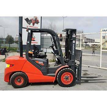 Mitsubishi Motor Dizel Forklift