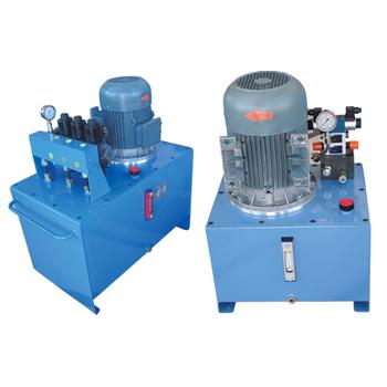 Endüstriyel Tip Hidrolik Güç Ünitesi
