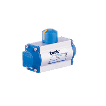 SMS TORK RA 200  SR Tek Etkili Pnömatik Aktüatör ( SR)