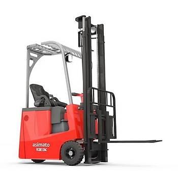 1,2 Ton 4 Metre Akülü Forklift FE3R12AC 4000