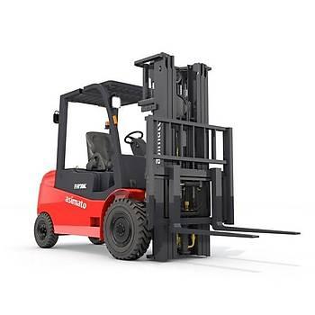 3 Ton 4,8 Metre Akülü Forklift FE4P30AC 4800