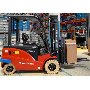 3 Ton 6 Metre Akülü Forklift