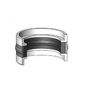 K16 200-180 (200x180x31,5) Kastaþ Bezli Kompakt Set