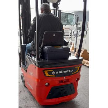 2 Ton 4,8 Metre Akülü Forklift