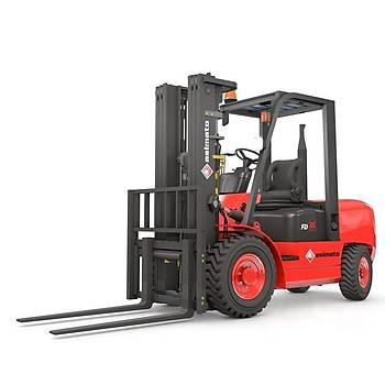 3,5 Ton 4,5 Metre Dizel Forklift FD35 (Mitsubishi Motorlu)