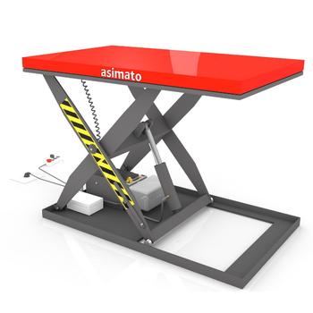 Elektirikli Platform (1 Ton 1010 MM)
