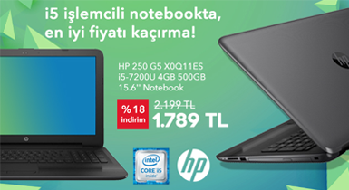 Hp i5 Notebook